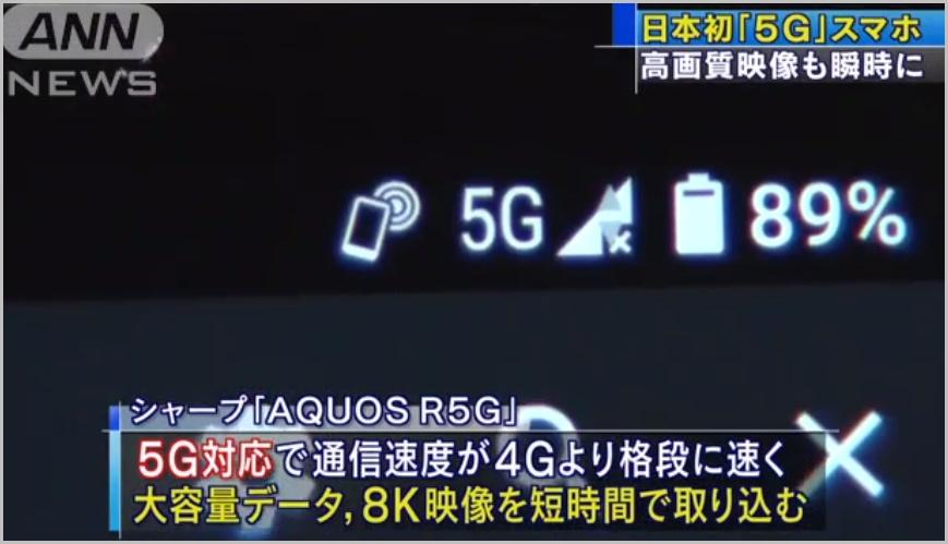 5Gスマホのデメリットは?