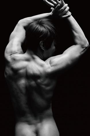 西川貴教さんの筋肉美