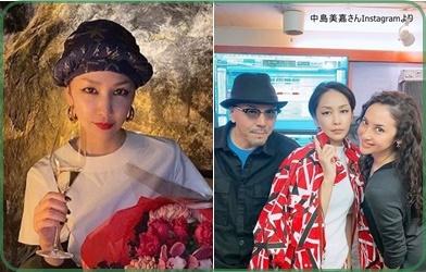 2020年の中島美嘉さん