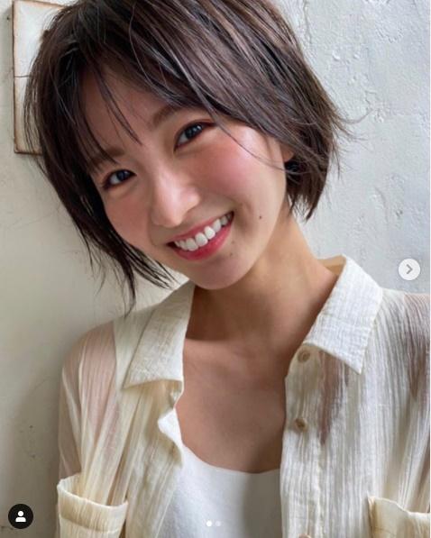 岡崎紗絵イメチェン