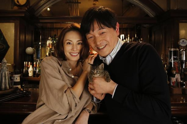 依田司と米倉涼子