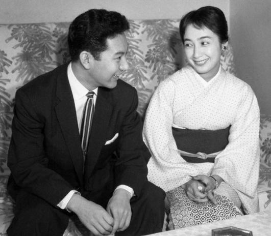 坂田藤十郎と扇千景