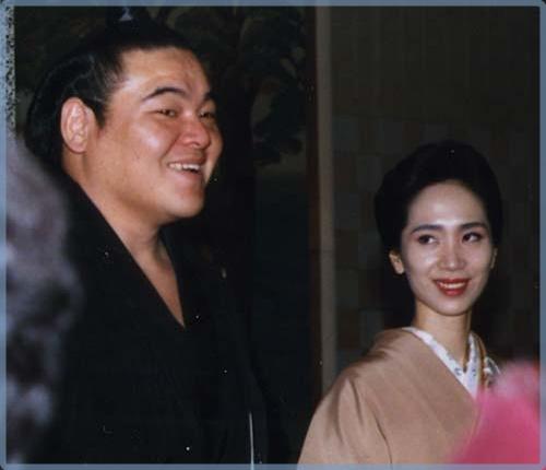 北天佑と妻・栄美さん