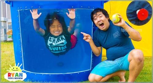 シオン・カジは福島出身の日本人!人気YouTuberライアンの父で経歴がすごい!