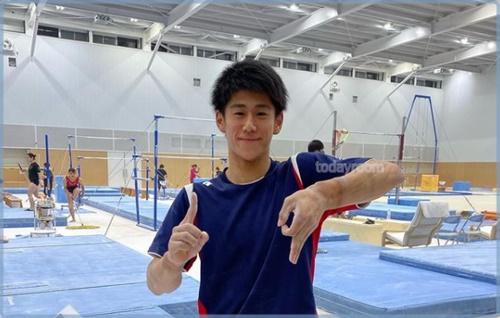 体操・橋本大輝は市立船橋高校出身!wiki風プロフィールや成績も!