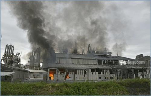 福島県いわき市化学工場火災現場はどこ?爆発の原因や被害状況についても!