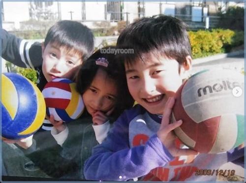 【顔画像】バレー・高橋藍の家族構成!兄は高橋塁で日米のクウォーター!